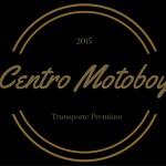 Motoboy na República