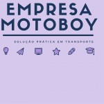 Motoboy no Bom Retiro